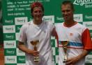 Златен дубъл за германци на Zagorka Tennis Cup (видео)