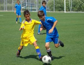 Нови победи за децата на Черноморец в международни мачове