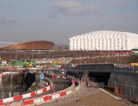 Готова е баскетболната зала за олимпийските игри в Лондон