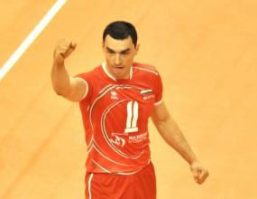 Настинка мъчи Владо Николов преди мачовете с Русия
