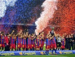 Клубовете в петте големи първенства заработиха 8,4 милиарда евро