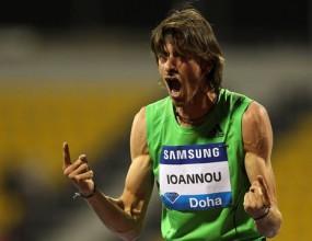 Кипърец надви олимпийския шампион след надскачане