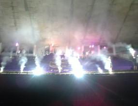 Ултрасите на Етър отбелязаха юбилея с огнено шоу