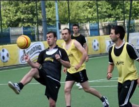 Стартира турнир Ариана Аматьорска Лига в Пловдив (ВИДЕО)