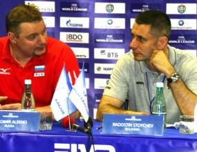 Радо Стойчев: Победата на Русия бе напълно заслужена!