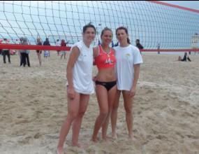 България на два финала по плажен волейбол на Световното на CSIT (видео)