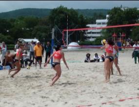 България спечели Световното по плажен волейбол за жени на CSIT (видео)