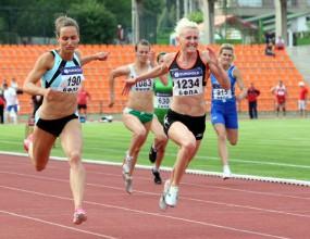 Ефтимова шампионка на 100 м, Тезджан се контузи (СНИМКИ)