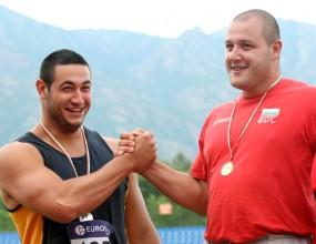 Росен Карамфилов и Георги Иванов си размениха по една победа