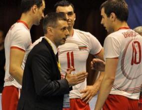 Радостин Стойчев: Тежко е да си треньор на България