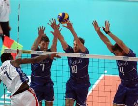 """Франция с 6-та загуба в Световната лига, Куба обърна """"петлите"""" с 3:2"""