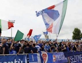 """След 55 години тим се върна в Серия """"А"""" (видео и снимки)"""