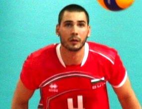 Владислав Иванов защитник и либеро №6 в Световната лига