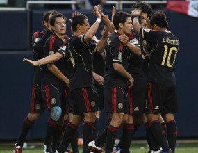 Мексико завърши с пълен актив груповата фаза