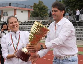 НСА стана шампион за 7-и пореден път при жените