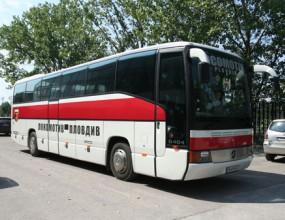 Рейсът на Локо (Пд) чака нова табела от КАТ