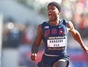 Роджърс отпадна от отбора на САЩ заради положителна допинг-проба