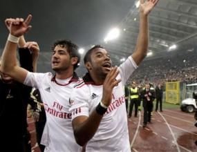Звезди на Милан прекратяват ваканция си