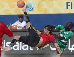 Блатер иска плажният футбол да стане олимпийски спорт