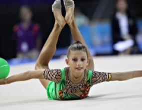 """Анастасия Киссе спечели сребърен медал на """"Елит къп"""""""