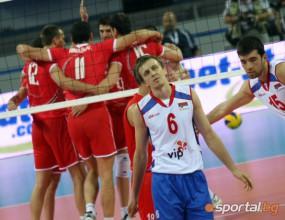 България - Сърбия пряко по БНТ1! Гледайте мача ТУК!!!