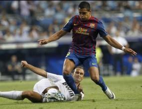 Алексис Санчес поднови тренировки с Барселона