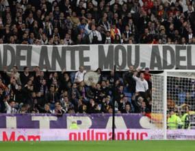 Мощна подкрепа за Моуриньо