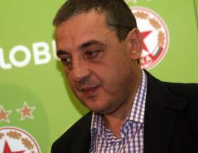 Борисов към Румъния: Грешно превеждате - ЦСКА ще бие Стяуа с 4:0