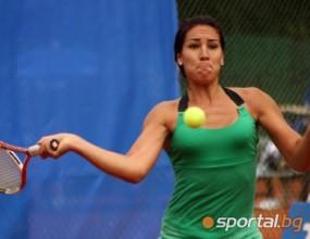 Елица Костова стартира с победа в квалификациите на US Open