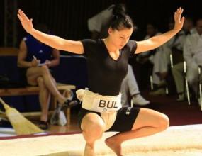Елена Григорова стартира с победа на световното първенство по джудо