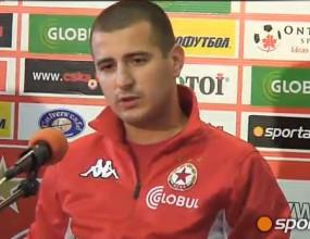 Янис Зику към румънците: Забранено ли е да бием с 4:0