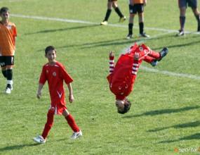 Браво на ЦСКА - така се работи с деца