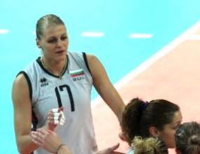 Страшимира Филипова наследи Ева Янев като капитан на националния отбор