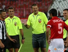 Шефът на съдиите се заяде с ЦСКА - армейската победа била почти реферска