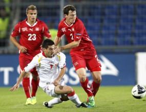 Швейцария би Черна гора и финишира трета (видео)