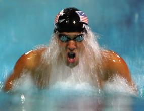 Фелпс планира грандиозен олимпийски финал в Лондон