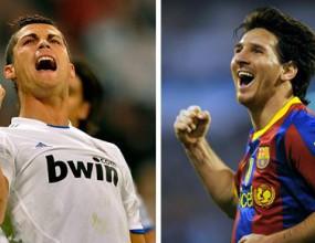 Гол след гол: Барса и Реал Мадрид вкараха 337 за 2011-а