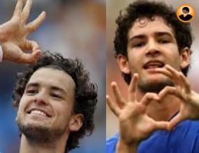 Прилики между спортисти!