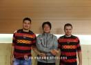 Официално: Представиха Янис Зику като футболист на Поханг (снимка)