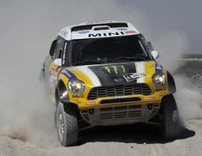 Нани Рома спечели 10-ия етап на Рали Дакар