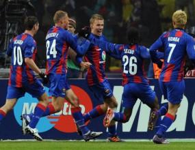 Преди 20 години ЦСКА (М) шокира Барса на Кройф, след 1:1 в първия мач