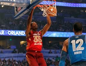 Мача на звездите от НБА (ВИДЕО С ЦЯЛАТА СРЕЩА)