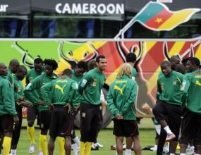 Футболистите на Камерун подписаха  етичен кодекс
