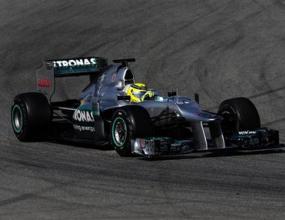 Розберг: Хубаво е да побеждавам Шумахел, но целта ми е първа победа