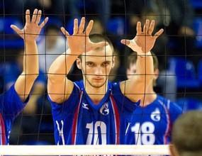 Обявиха Еър Теди за №1 на мача Белогорие - Газпром 2:3