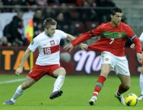 Португалия и Кристиано разочароваха (видео)