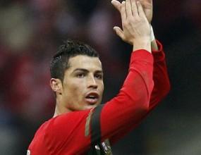 Кристиано: Целта на Португалия е да спечели Евро 2012