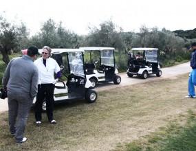 Започва седмият голф турнир за Купата на президента