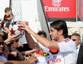 Само още 5 мача и Акуилани става собственост на Милан