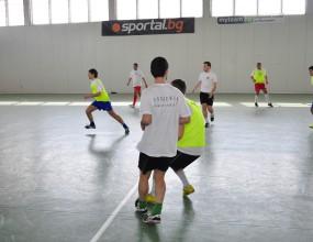 """Резултати от 3 кръг на """"ISIC Футболна лига на УНСС"""""""